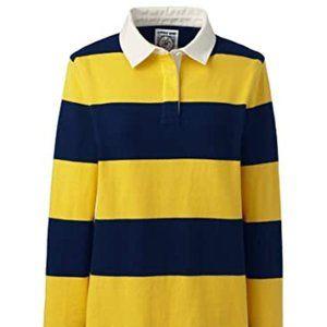 Lands' End Rugby Shirt